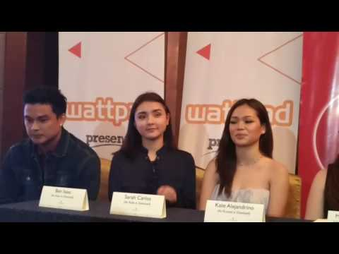TV5 Wattpad presents new series to the media