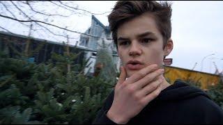 Ich kaufe einen Weihnachtsbaum!   Oskar