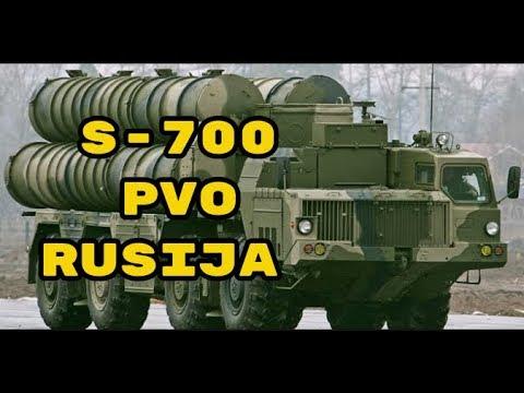 PUTIN Ima S-700 PVO Sistem! Ceo Svet Pod Ruskom Kontrolom! Žirinovski Šokirao Javnost!