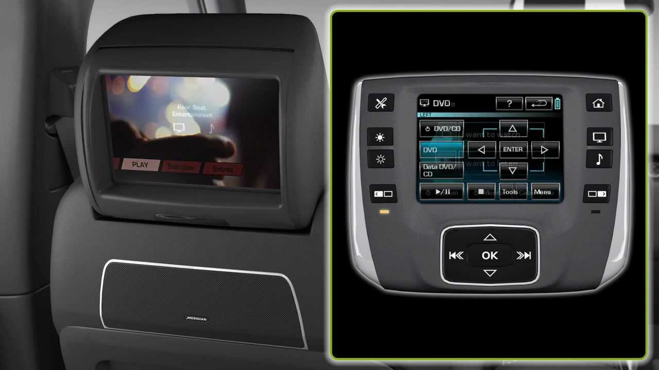 land rover north the all new range rover rear seat. Black Bedroom Furniture Sets. Home Design Ideas