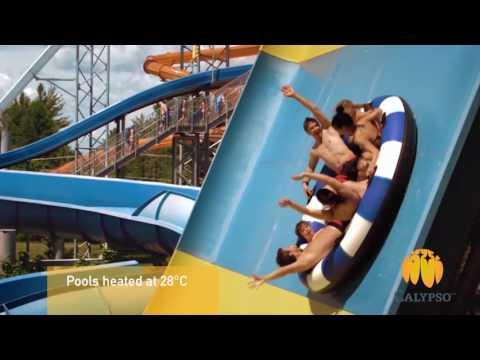 Calypso Theme Water Park - Sara Max - Montreal - TV ad