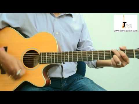 3 Popular Anjan Dutta songs guitar lesson in Bengali (www.tamsguitar.com)