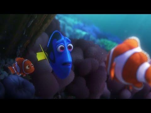 Vidéo Le Monde de Dory - Bande-annonce -poisson-enrhumé