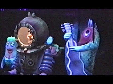 Seaquarium - Fantasy Island (1999 Archive Footage)