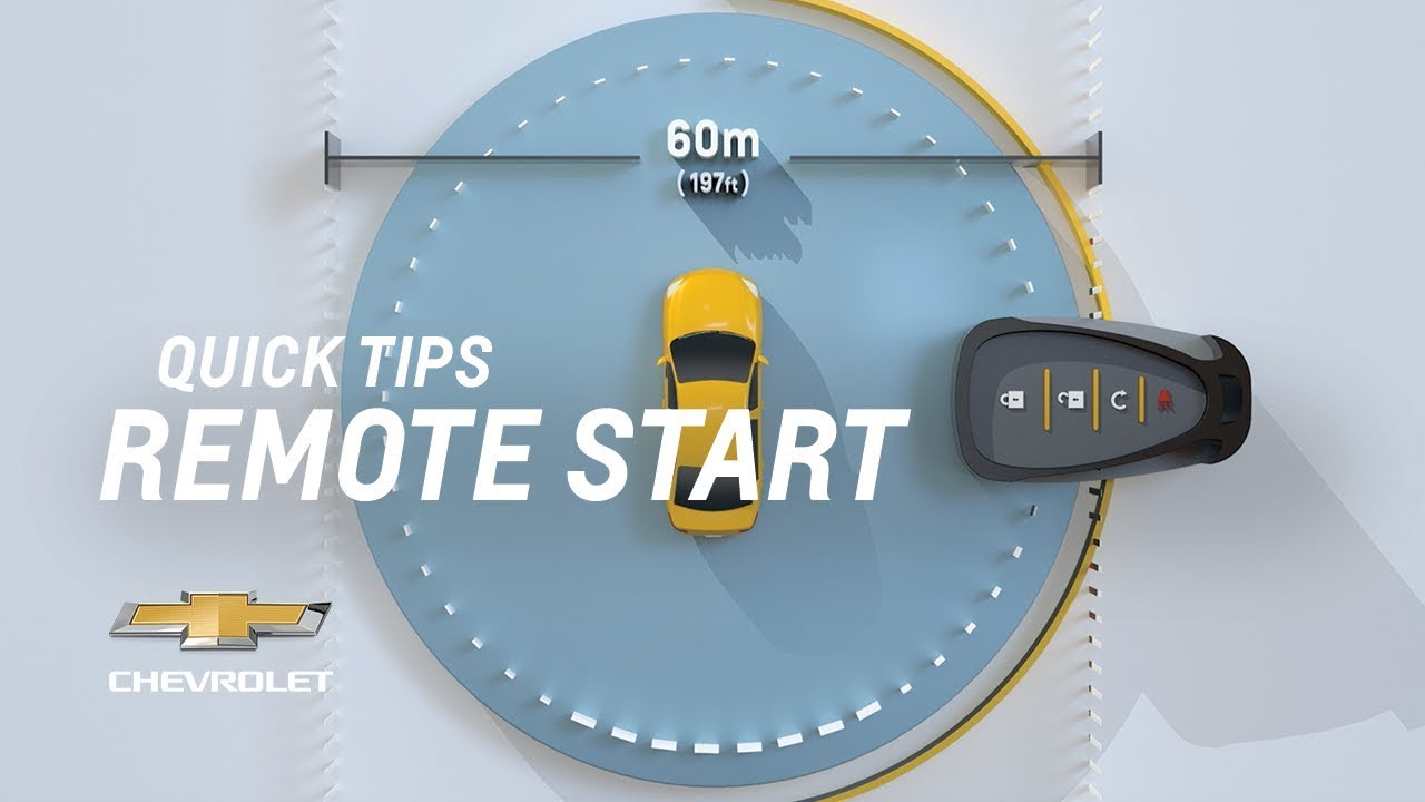 Quick Tips How To Remote Start My Vehicle Chevrolet Youtube 2010 Chevy Malibu Wiring Diagram