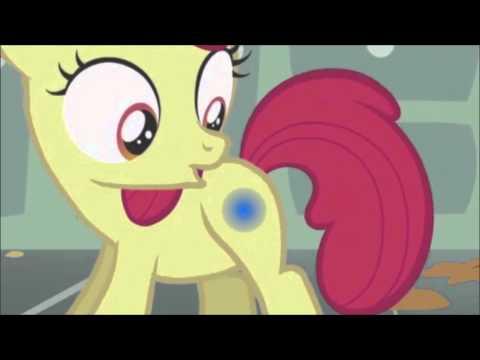 Applebloom Gets Her Cutiemark