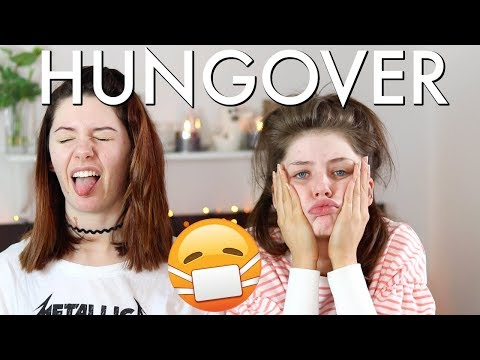 Get Ready With Us After A Night Out - Melanie Murphy & Jessie B