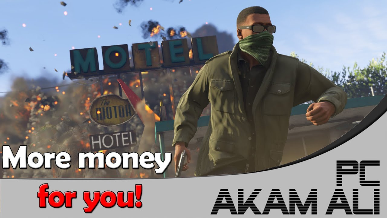 how to make money in early gta v story