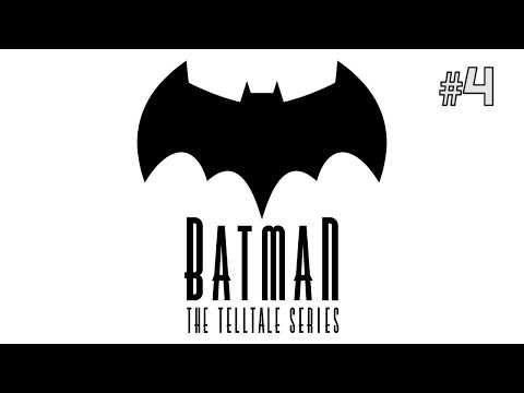 Twitch Livestream | Batman: The Telltale Series Episode 4 [Xbox One]