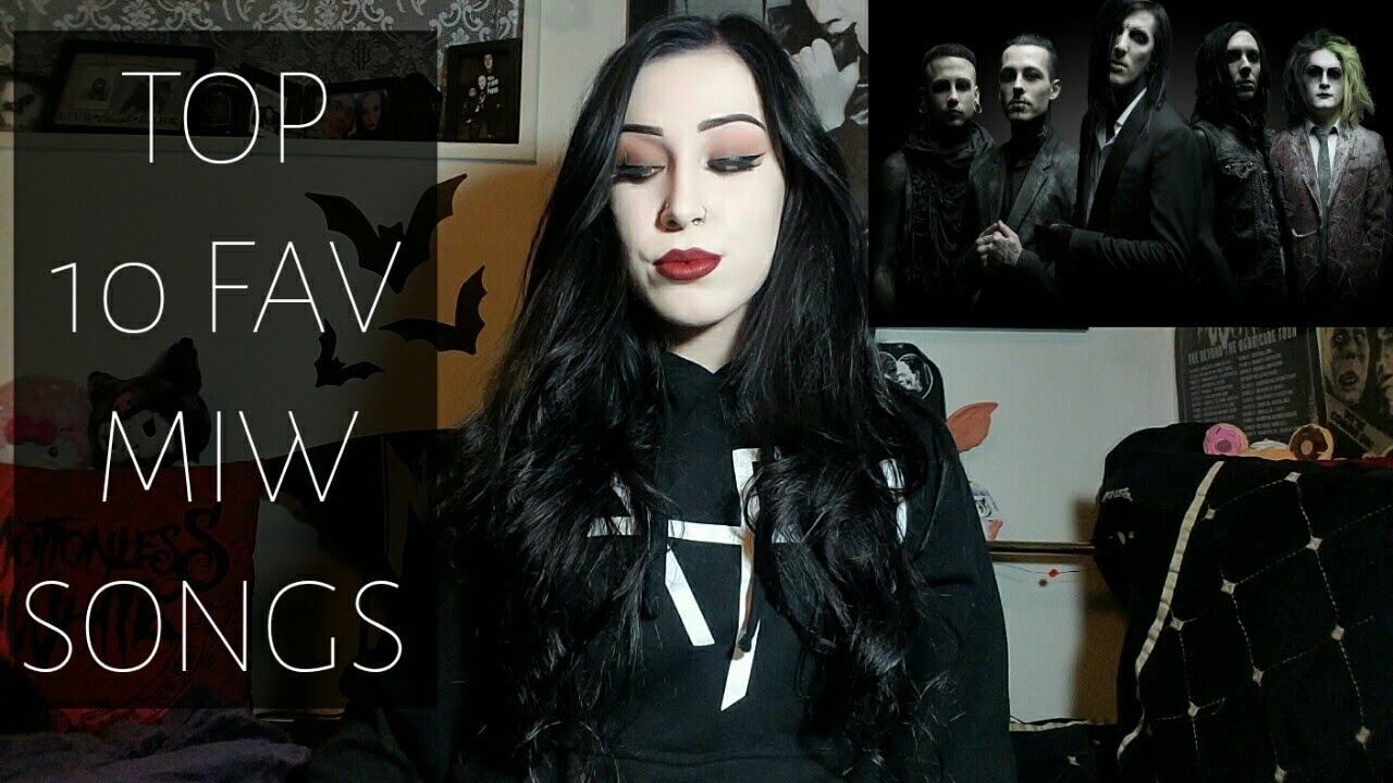 My top 10 favorite motionless in white songs youtube my top 10 favorite motionless in white songs kristyandbryce Choice Image