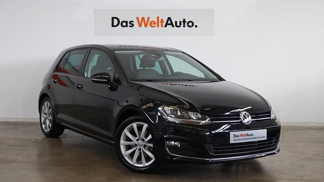 Volkswagen Golf Sport Tdi 2 0 150cv Bmt Dsg Bcn Vehículos De Ocasión