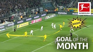Top 10 Goals March Vote For The Goal Of The Month