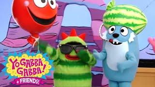 Yo Gabba Gabba 408 - Super Spies | Yo Gabba Gabba! Official