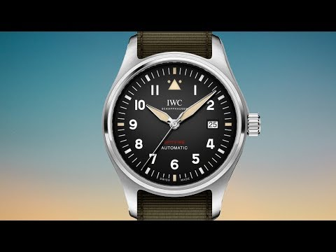 Review: IWC Pilot's Watch Automatic Spitfire IW326801