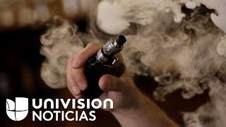 Alerta por venta ilegal de cartuchos de marihuana mezclados con aceite de vitamina E para el vapeo