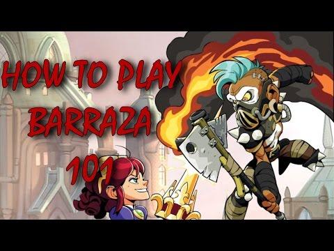 How To Play Barraza 101