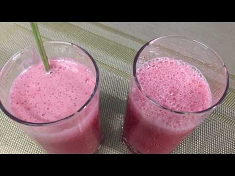 WATERMELON JUICE WITH GINGER AND LEMON GRASS