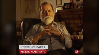 AMLO sí es un peligro para capos y corruptos: Epigmenio Ibarra
