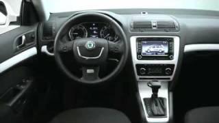 SKODA Octavia Green E Line 2012 Videos