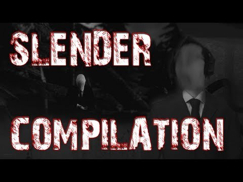 Slender Reaction Compilation