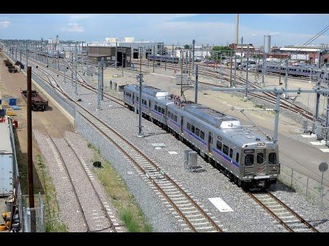 RTD Denver Colorado A Line Part 2