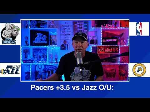 Indiana Pacers vs Utah Jazz 2/7/21 Free NBA Pick and Prediction NBA Betting Tips