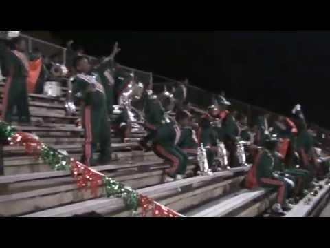 Leflore falls asleep on Saraland High School Band