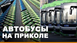 Коронавирус в Грузии общественный транспорт в стране вновь остановлен