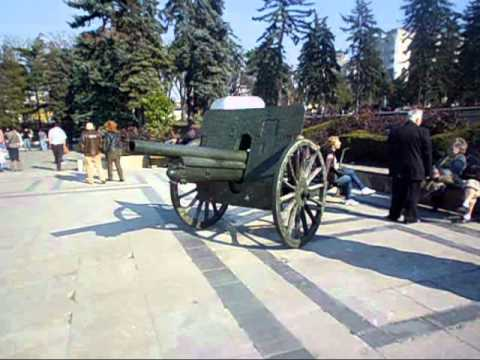 Historical monuments and attractions in Bucharest (Monumente şi locuri din Bucureşti) I.wmv