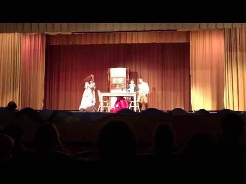 Little Mermaid at South Brandywine Middle School