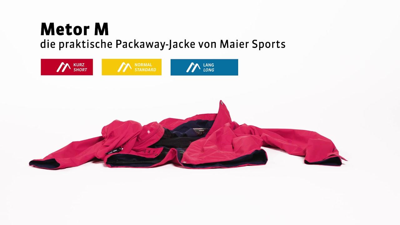 Maier Sports | Outdoorbekleidung vom Passformspezialisten