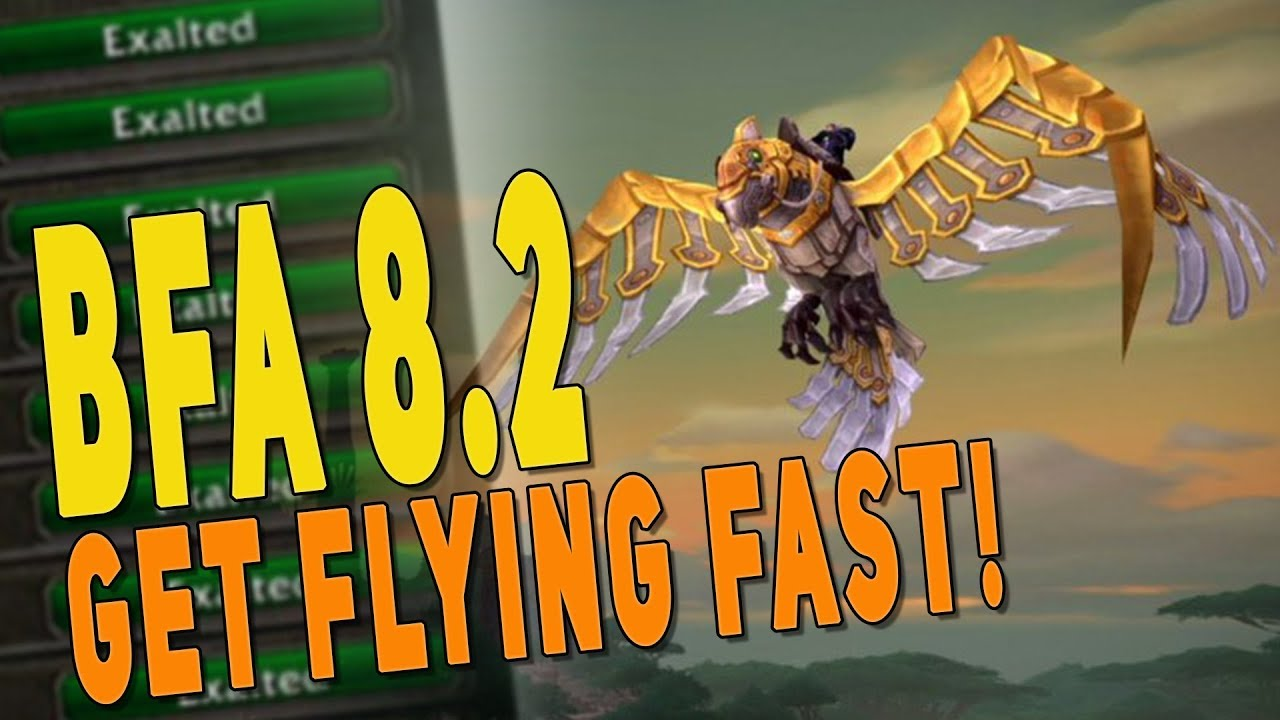 BfA 8 2 BEST WAY TO GRIND REPUTATION & RARES! Must Have Addons | WoW: Patch  8 2