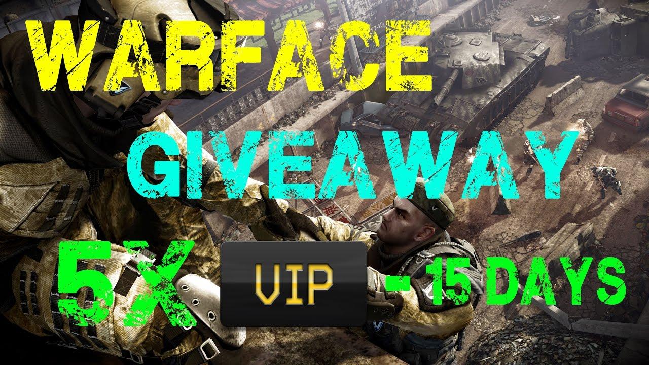 pin code warface europe