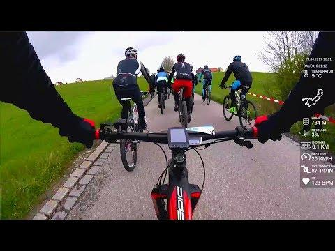 23.04.2017 - 6. Kemptener AUTO BROSCH Bike Marathon 2017 | Ritchey Kempten Durach GoPro www.eAlex.me
