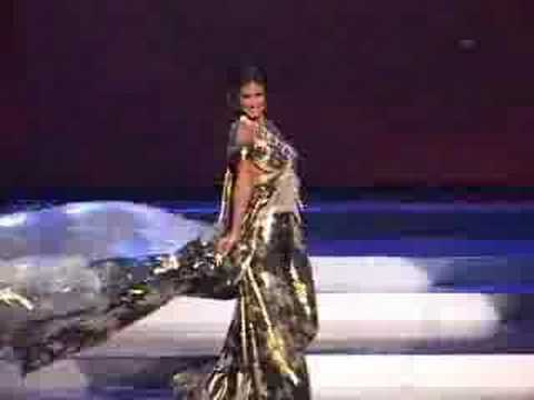 Colombia - Miss Universe 2008 Presentation - Evening Gown - YouTube