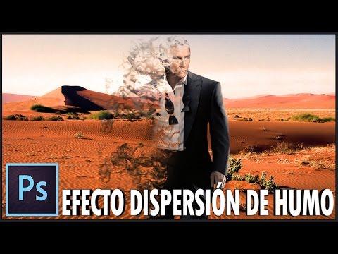 Tutorial Photoshop: Como Hacer Efecto De Dispersión De Humo