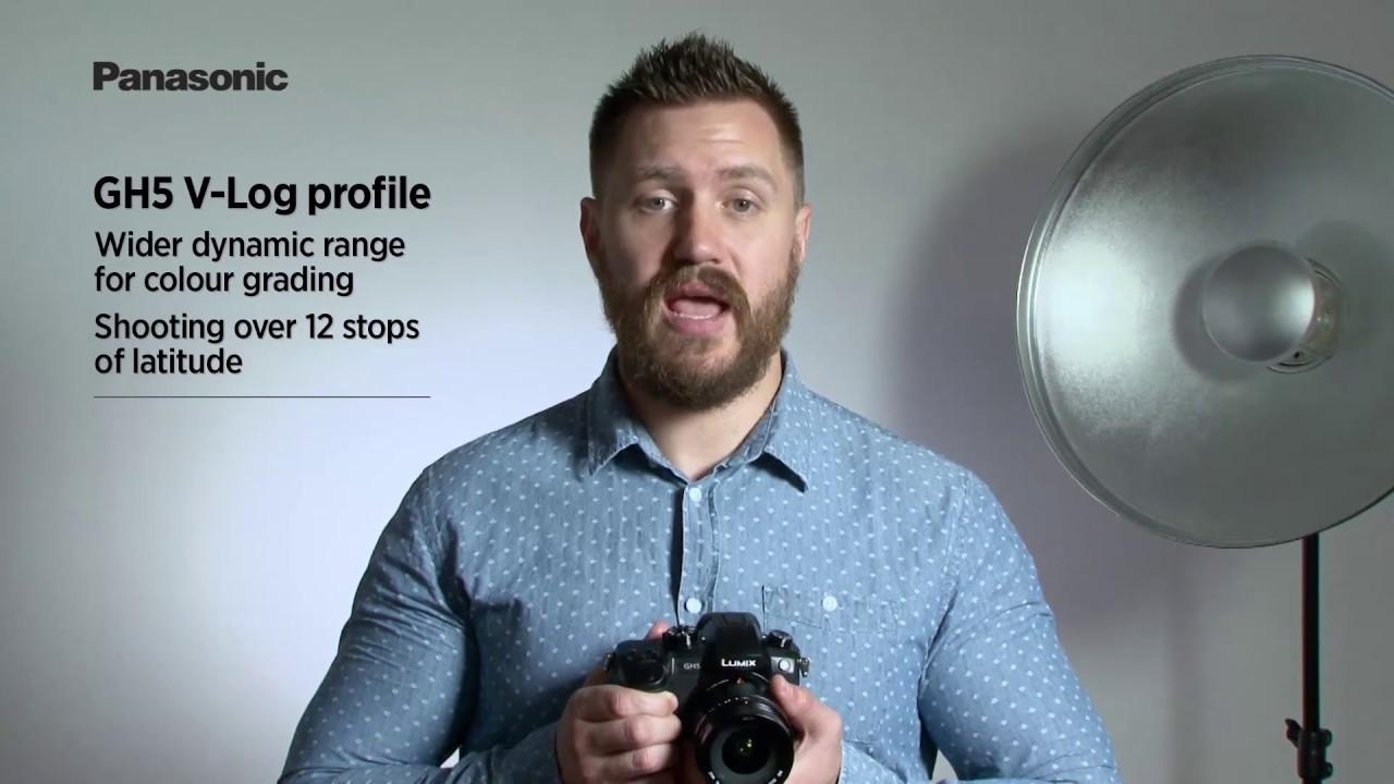 Panasonic GH5 Overview - michaels camera video digital