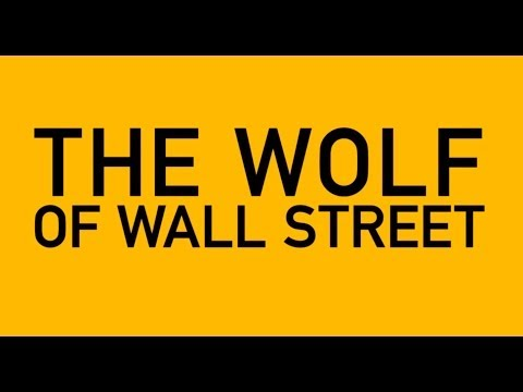 The Wolf Of Wall Street  Soundtracks