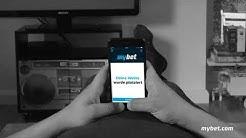 mybet.de TV Werbung.