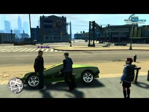 Car Grand Theft Auto Games