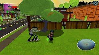 Xenia Xbox 360 Emulator - Zombie Wranglers ingame! (b35fe935)