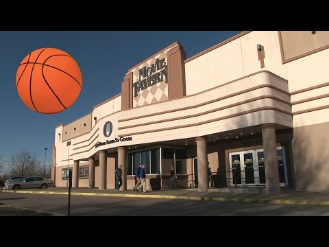 Hoops At Movie Tavern