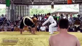Australian team vs Sri Lanka  Sumo World Champs 2015