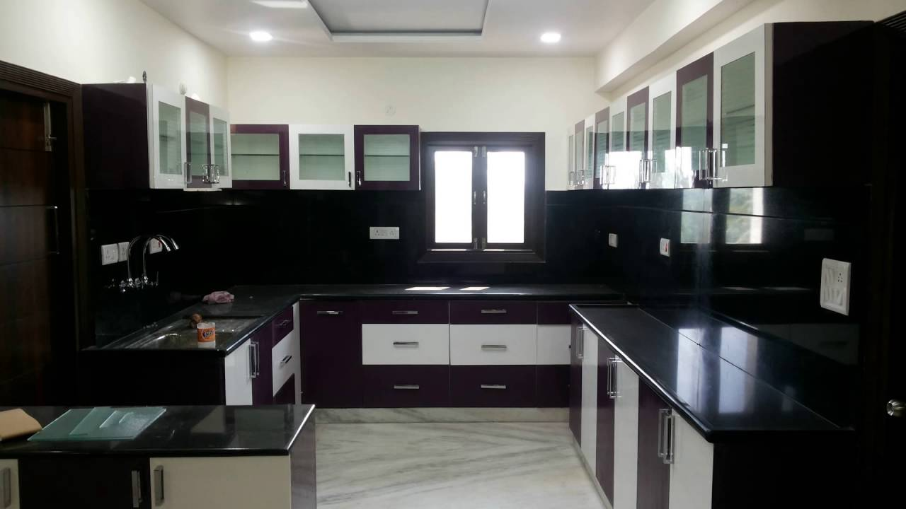 Beautiful interior designs for 3 bhk flats interiors for for House interior design nagercoil