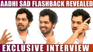 Hiphop Tamizha Adhi | Exclusive Interview