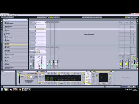 Ableton Live Tutorial - Building an Instrument Rack