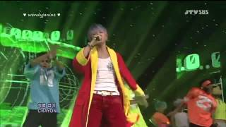 G-Dragon - Crayon 8 in 1 Live Compilation