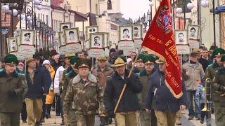 Тридцать первую годовщину вывода советских войск из Афганистана отметили в Пинске
