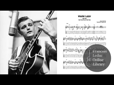 Mister Lucky - Jerry Reed Transcription
