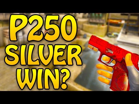 CSGO Silver Game With P250 Only? - CS GO Competitive